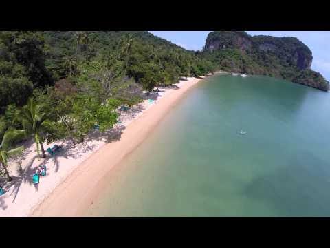 Koh Yao Noi Island near Phuket and Krabi