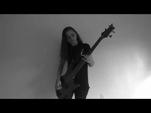 I Dont Know How But They Found Me - Modern Day Cain (Bass cover)