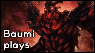 Dota 2 | EASY PEASY SHADOW SQUEEZY!! | Baumi plays Shadow Fiend