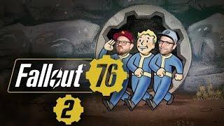 Zombies & die Polizei | Fallout 76  mit Etienne & Nils #02
