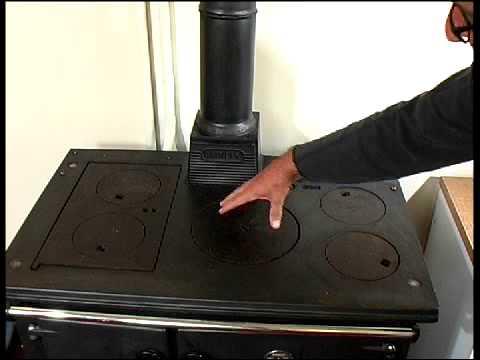 Stanley Multifuel Cooker Range
