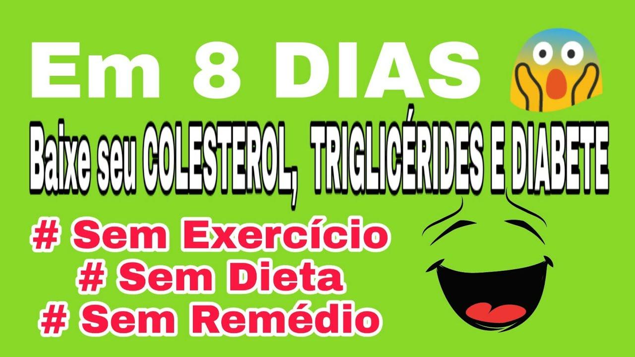 Dieta para trigliceridos y colesterol