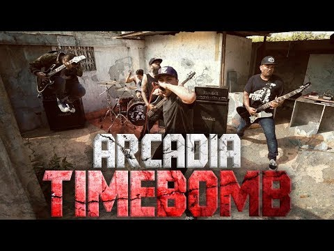 Arcadia - Timebomb Feat. Marben Romero of Badburn (OFFICIAL MUSIC VIDEO)