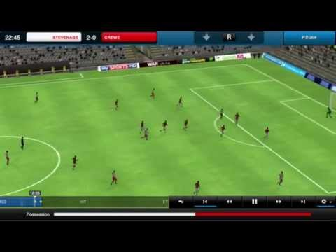 Football Manager Classic 2014 video shows off 3D match engine on PS Vita
