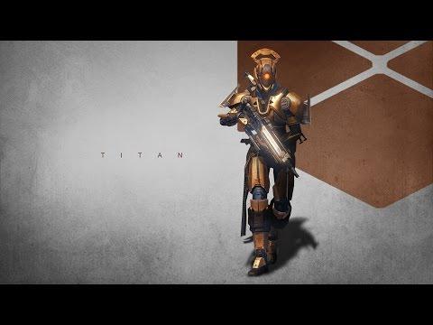 Destiny Level 34 Titan Class Setup Armor And Loadout
