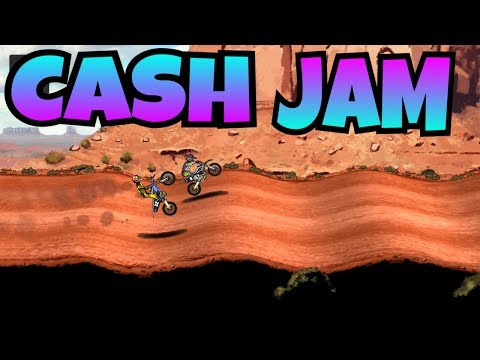 MAD SKILLS MOTOCROSS 2 - CASH JAM 💰- CRACKING UNDER PRESSURE - RIVAL