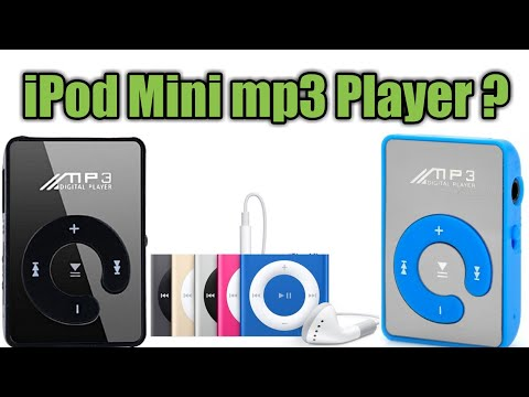 Only Rs150 Mini iPod Mp3 Player.