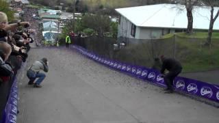 Baldwin St Jaffa Race | Cadbury Chocolate Carnival