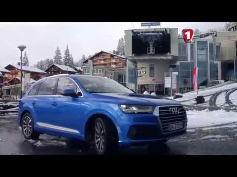 Audi Q7 Typ 4M Кросовер