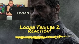 Baixar LOGAN Extended Red Band Trailer #2 (2017) - REACTION!!!