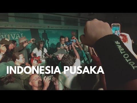 Hari Pochang, Toto Tewel, Oscar Motuloh, Isa Raja, Mike Marjinal - Indonesia Pusaka
