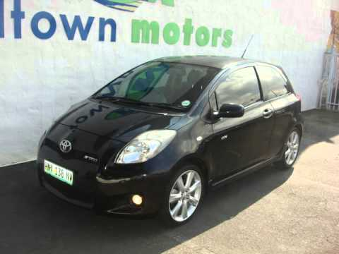 2009 toyota yaris 1 8 ts auto for sale on auto trader south africa youtube. Black Bedroom Furniture Sets. Home Design Ideas