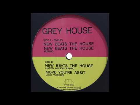 GREYHOUSE - NEW BEATS THE HOUSE (JARED WILSON REMIX) (DARK ENTRIES)