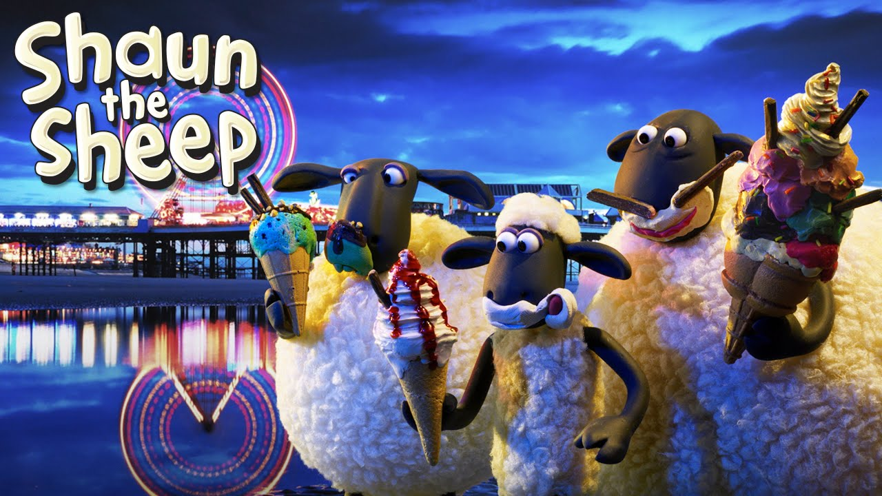 Download Shaun the Sheep: Holidays at Home are GREAT!