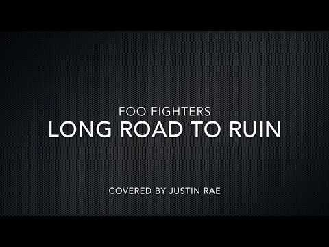 Foo Fighters - Long Road To Ruin (Solo)