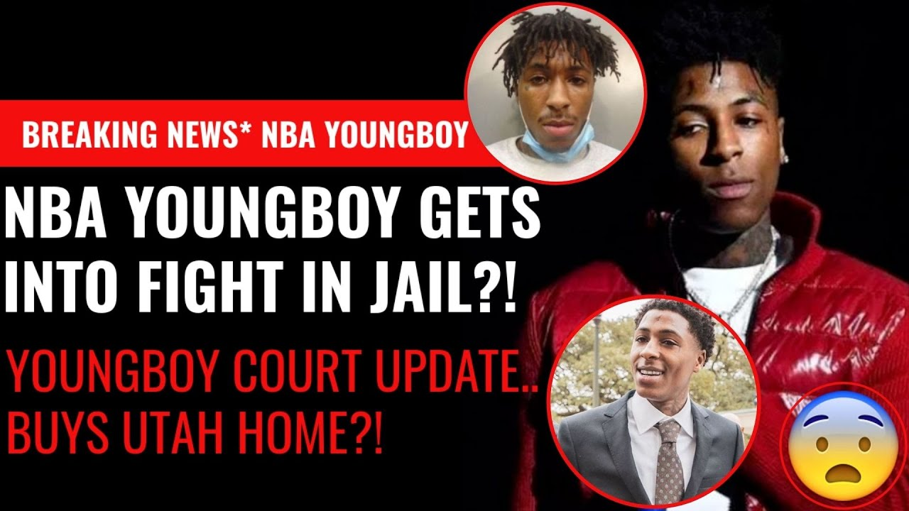 NBA YoungBoy's Legal Team Reportedly Proposes House Arrest ...