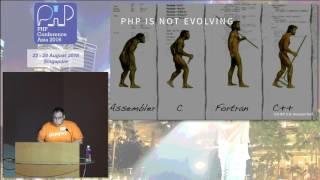 Opening Keynote - PHPConf.Asia 2016
