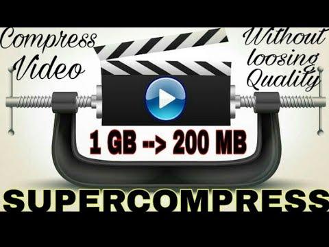 Super Compress