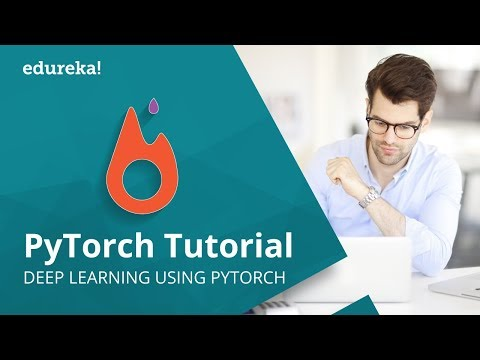 PyTorch Python Tutorial | Deep Learning Using PyTorch | Image Classifier Using PyTorch | Edureka
