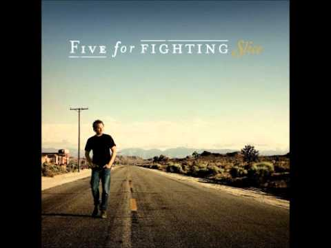 Chances - Five For Fighting Lyrics