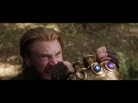Avengers Infinity War (Imagine Dragons - Believer)