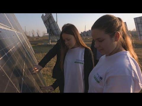 """""""Guardiões da Energia"""" protegem ambiente nas escolas da Europa Central"""