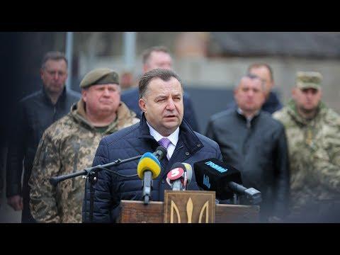 «В Одесу прибули бойові машини «Hummer», які будуть спрямовані для бойових підрозділів Збройних Сил»