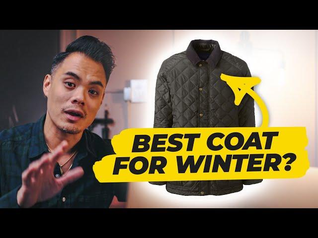 4 Best Winter Coats for Men // How To Look Good In Winter! • Effortless Gent