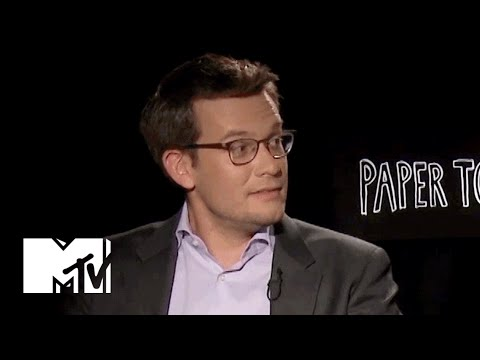 John Green's 'Paper Towns' Cameo Revealed | MTV News