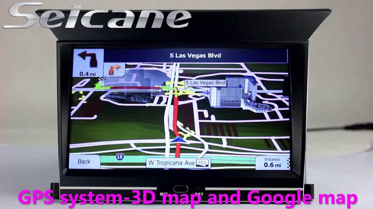 7 Inch 1024600 Touch Screen Radio Dvd Player Gps Navigation For Head Unit Wiring Diagram Http Wwwben9166com 2011 01 Headunit 2009 2013 Honda Pilot With Hd Tv