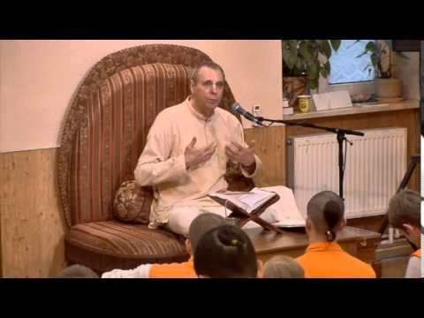 Шримад Бхагаватам 4.6.36 - Радха Дамодар прабху
