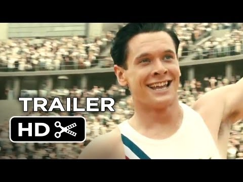 Unbroken  Trailer #1 2014  Angelina Jolie Directed Movie HD