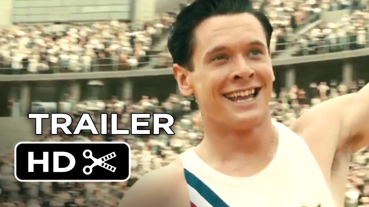 画像: Unbroken Official Trailer #1 (2014) - Angelina Jolie Directed Movie HD youtu.be