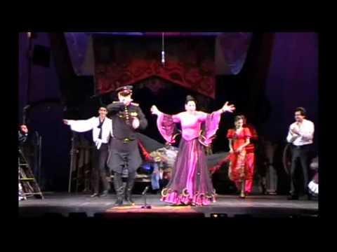 видео: Театр Ромэн - Цыган и в Африке Цыган