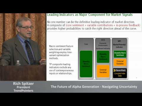 The Future of Alpha Generation - Navigating Uncertainty