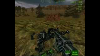 Codename: Outbreak (Venom) - Gameplay