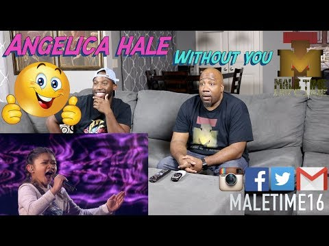 Angelica Hale_ 10-Year-Old Singer Blows The Audience Away - America's Got Talent 2017 (Reaction)