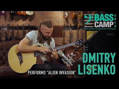 Dmitry Lisenko - Alien Invasion (Live at the Warwick headquarters)