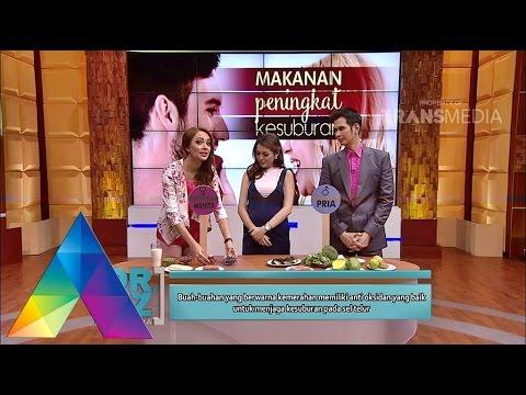 DR OZ INDONESIA - Makanan Peningkat Kesuburan Pria Dan Wanita (05/02/16)