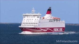 MS Amorella 1.8.2019 Viking Line
