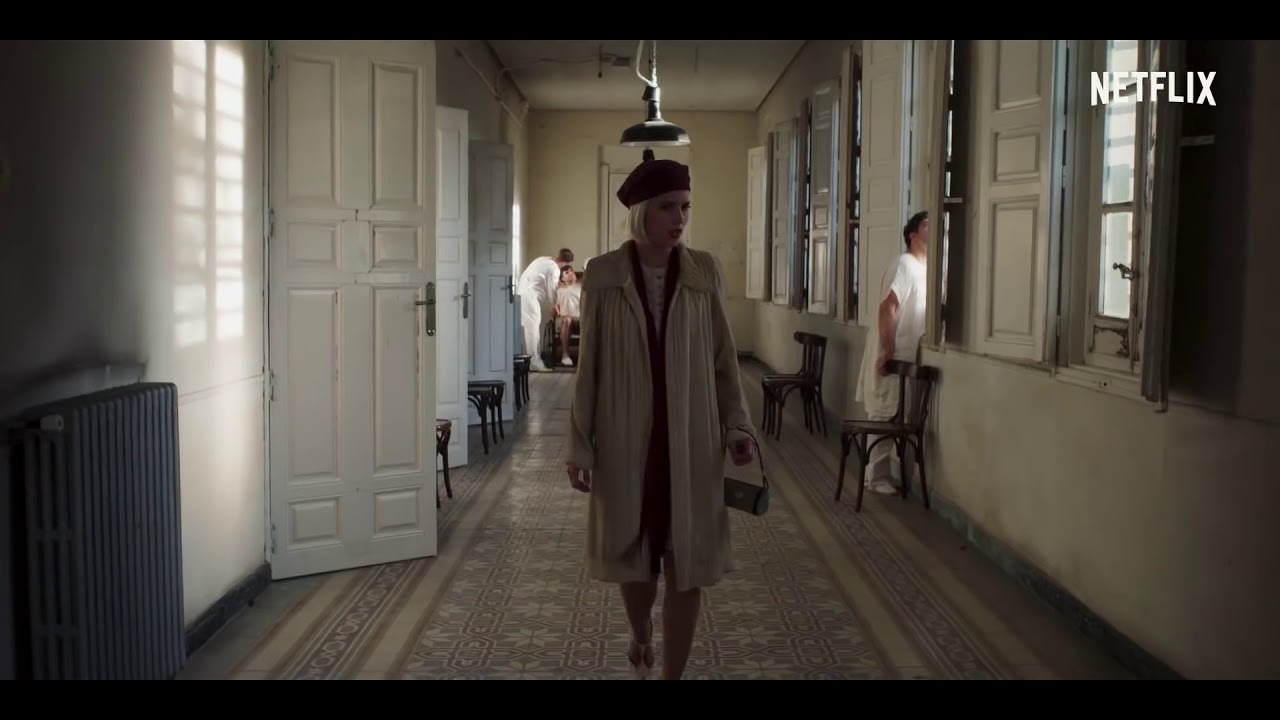 Cable Girls 2017 Season 2 Trailer Netflix - YouTube