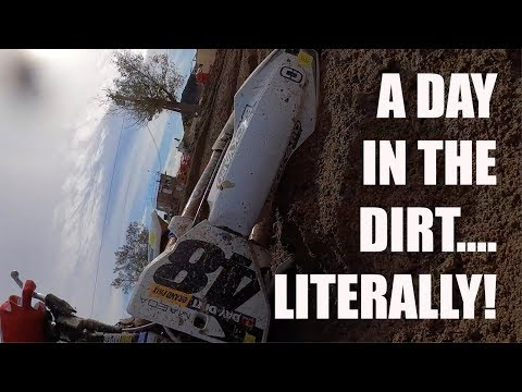 Life on Two Wheels Editor's Vlog | A Day in the Dirt, Literally