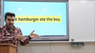 Semantics - Anlambilim (Linguistics / Dilbilim 81)