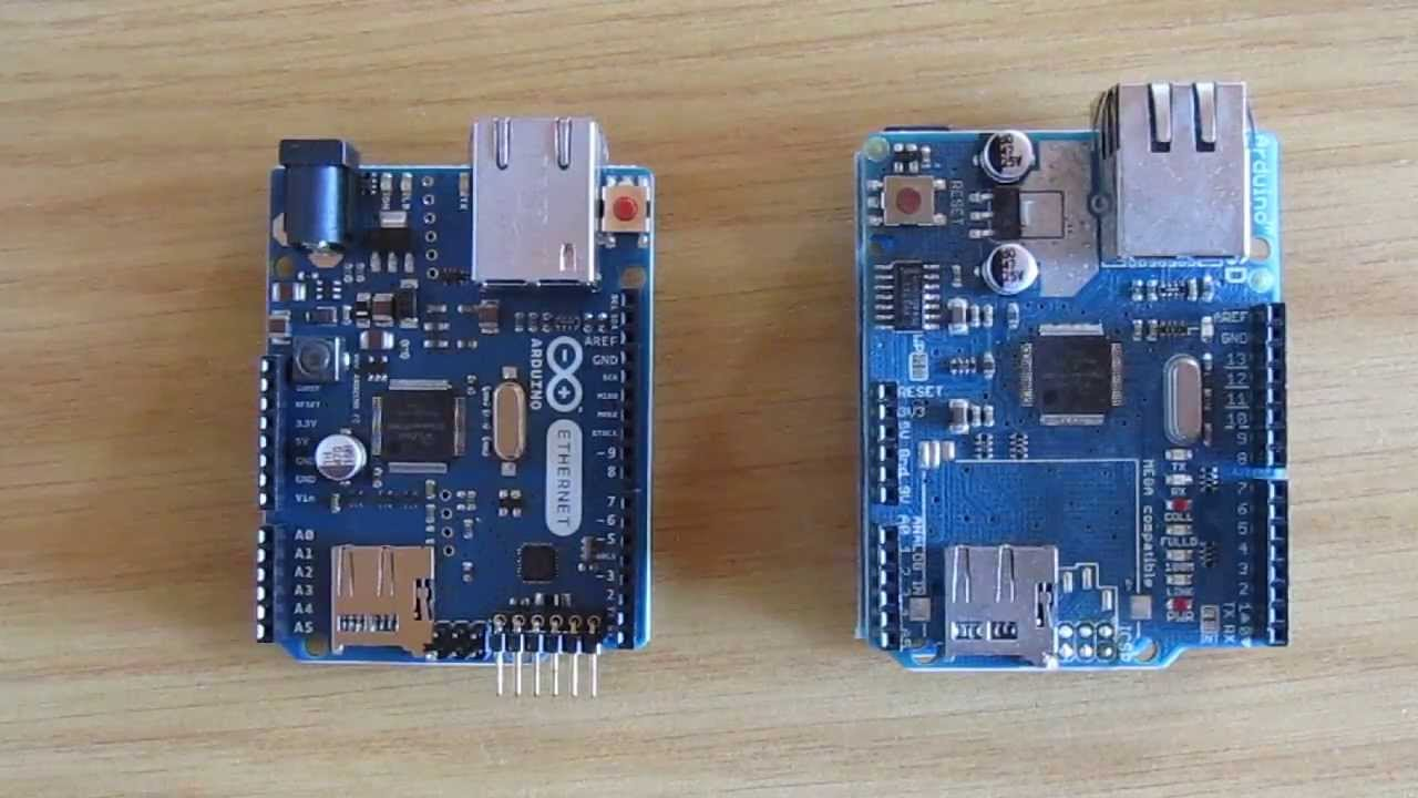 Programming and using the arduino ethernet board youtube