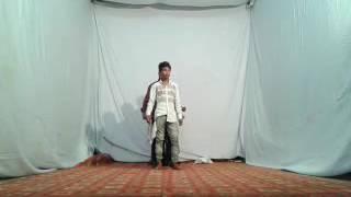 Abhi & group amazing dance on paidal chal raha hu