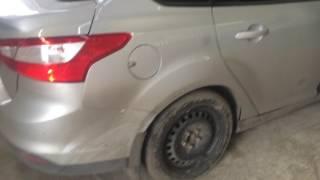 Разборка Ford Focus 3 седан на запчасти