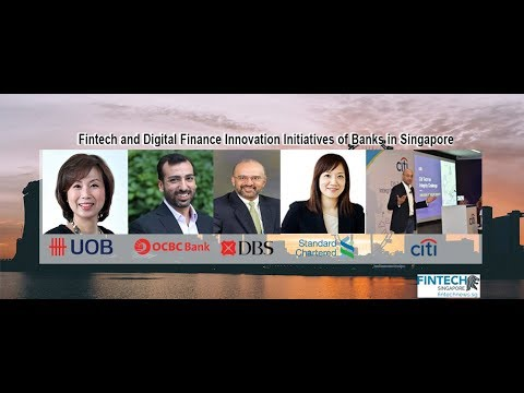 Fintech Innovations of Banks in Singapore 👩🔬