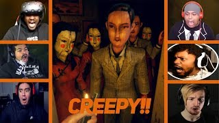 Gamers React To The Mannequin Doll Figures!!! - Devotion (Taiwanese Horror Game)