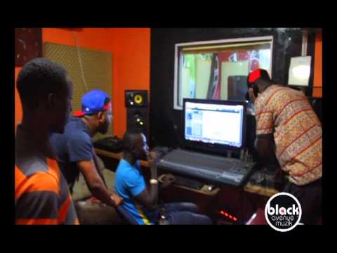 The Making of 'Chop Kenkey' by Joey B ft. D-Black & Amadaa