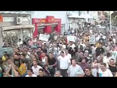 Tunisia rocked by several protests